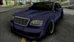Toyota Crown Blue para GTA San Andreas