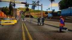 Modo motim para GTA San Andreas