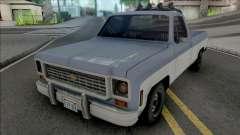 Chevrolet Cheyenne 1973 SA Style para GTA San Andreas