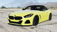 BMW Z4 M40i (G29) V1.1 (G29〡18 para GTA 5