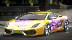 Lamborghini Gallardo GST-R L3 para GTA 4