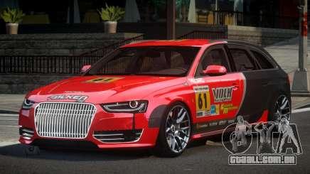 Audi RS4 BS-R PJ5 para GTA 4