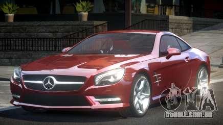 Mercedes-Benz SL 350 SR para GTA 4