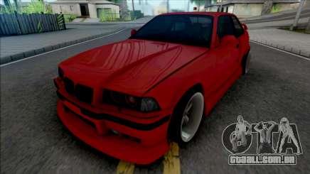 BMW 3-er E36 1996 AeroKit by Hazzard Garage para GTA San Andreas