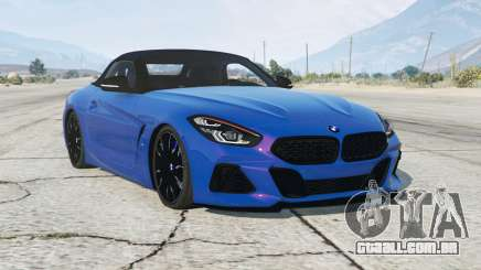 BMW Z4 M40i (G29) 〡-on 2018 para GTA 5