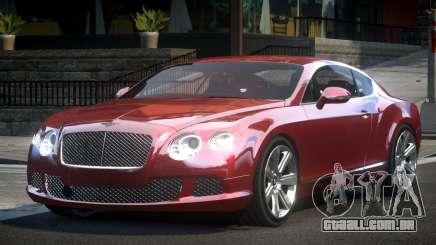 Bentley Continental GT PSI V1.1 para GTA 4