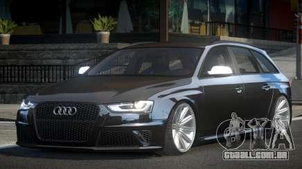 Audi RS4 GS Tuned V1.1 para GTA 4