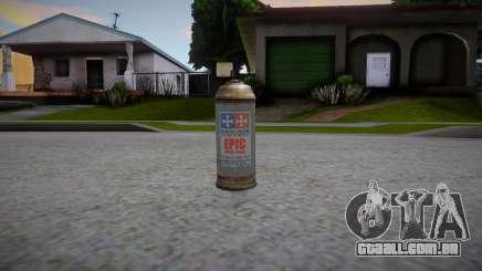GTA V SPRAYCAN para GTA San Andreas