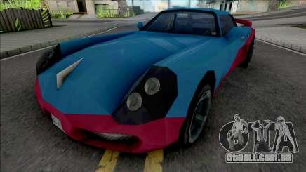 Yakuza Stinger GTA LCS para GTA San Andreas