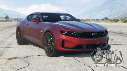 Chevrolet Camaro RS 1LE 1〡add-on 2019 para GTA 5