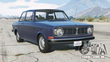 Volvo 142 1970〡add-on para GTA 5