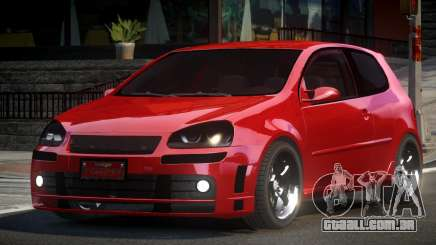 Volkswagen Golf GS-R para GTA 4