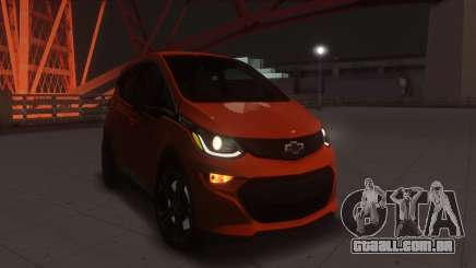 Chevrolet Bolt EV para GTA San Andreas
