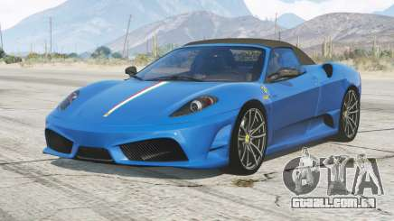 Ferrari Scuderia Spider 16M 2008〡add-on para GTA 5