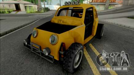 Volkswagen Fusca Buggy (Baja) Improved para GTA San Andreas