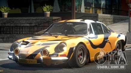 Renault Alpine A110 L5 para GTA 4