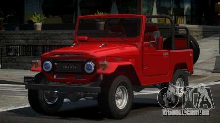 Toyota FJ40 OR para GTA 4