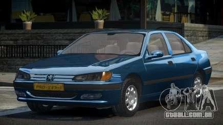 1998 Peugeot 406 para GTA 4