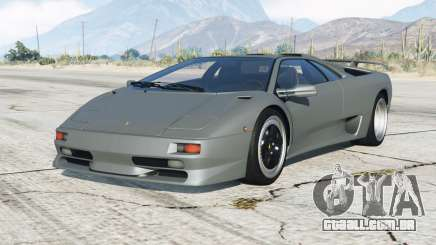 Lamborghini Diablo SV 1997〡add-on para GTA 5