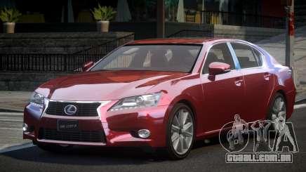 Lexus GS300H V1.1 para GTA 4