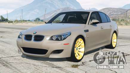 BMW M5 (E60) 2006〡add-on para GTA 5