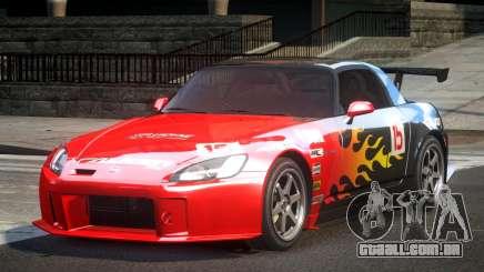 Honda S2000 PSI-R L2 para GTA 4
