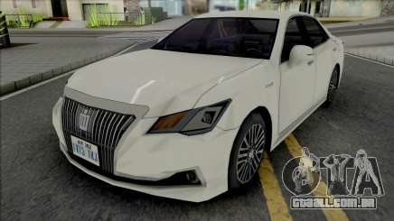 Toyota Crown Majesta (GWS214) 2016 para GTA San Andreas