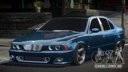 BMW M5 E39 BS V1.1 para GTA 4