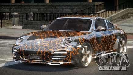 Porsche 911 GST-C PJ6 para GTA 4
