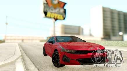 Kia K5 GT-Line 2020 para GTA San Andreas