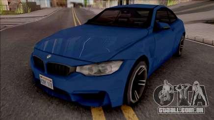 BMW M4 Improved v2 para GTA San Andreas