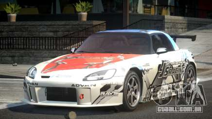Honda S2000 PSI-R L1 para GTA 4