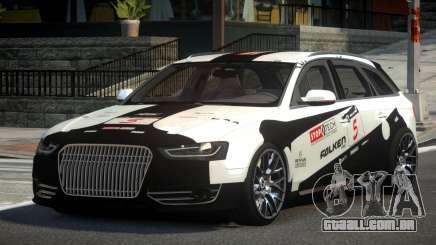 Audi RS4 BS-R PJ9 para GTA 4