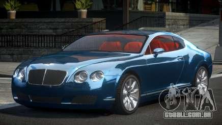 Bentley Continental GT GS-R para GTA 4