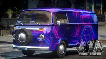Volkswagen Transporter T2 70S L8 para GTA 4