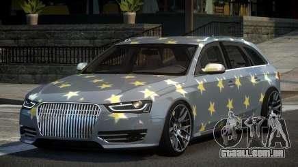 Audi RS4 BS-R PJ8 para GTA 4