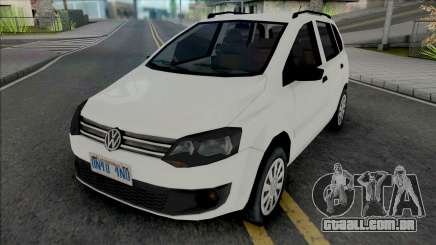 Volkswagen Spacefox 2014 para GTA San Andreas