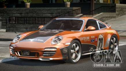 Porsche 911 GST-C PJ10 para GTA 4