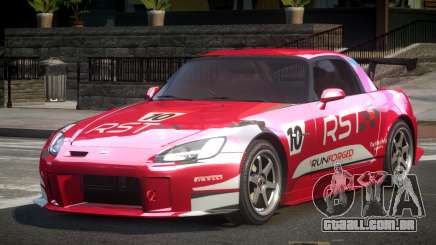 Honda S2000 PSI-R L9 para GTA 4