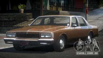 Chevrolet Caprice 80S para GTA 4