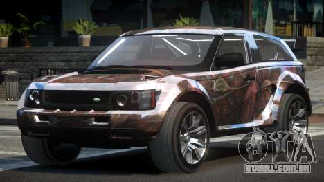 Land Rover Bowler U-Style L2 para GTA 4