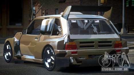 1987 Austin Metro GST-R PJ10 para GTA 4
