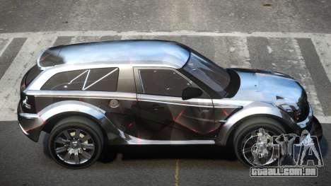 Land Rover Bowler U-Style L5 para GTA 4