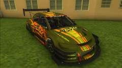 Mitsubishi Lancer Evolution VIII Time Attack para GTA Vice City