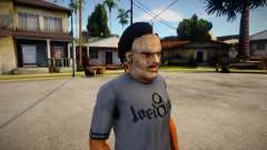 Butcher - Leatherface Mask para GTA San Andreas