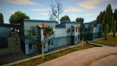 Blueberry Apartment para GTA San Andreas