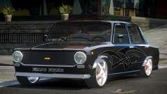 Fiat 124 SP Tuned para GTA 4
