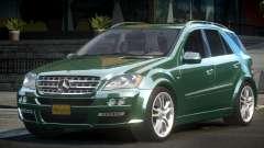 Mercedes-Benz ML63 PSI-B