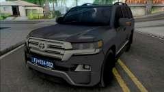 Toyota Land Cruiser V8 [IVF]