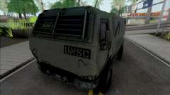Cargo Truck UNSC para GTA San Andreas